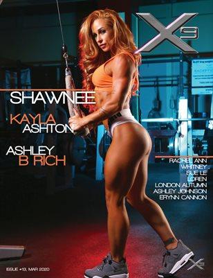 X9 Magazine #13 (Shawnee)