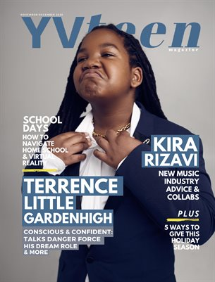 YV Teen November - December Issue 2020