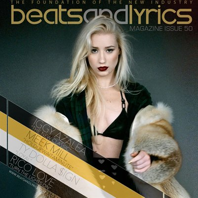 Beats And Lyrics Magazine Issue 50