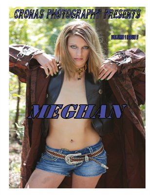 Cronas Photography Presents Meghan Issue 5