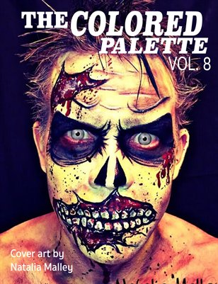 The Colored Palette October Issue Vol. 8
