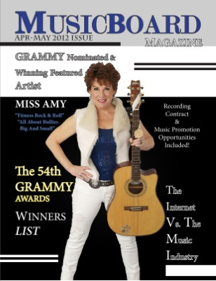 Apr May 2012 Issue MusicBoard Magazine