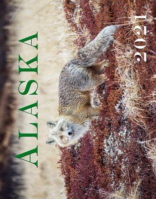 2021 Alaska Calendar