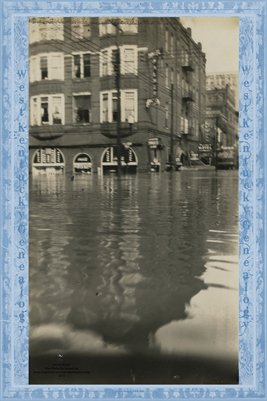 1937 Paducah, McCracken County, Kentucky Flood Collection1