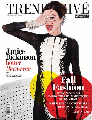 Trend Privé Magazine - September 2015 /  Issue #19