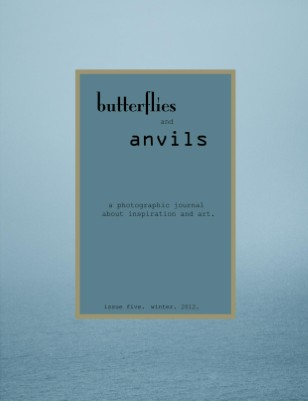 butterflies and anvils. winter. 2012