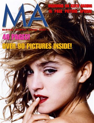 Madonna Archives Fanzine Issue 1