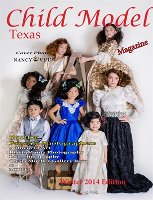 Winter 2014 Texas Child Model Magazine