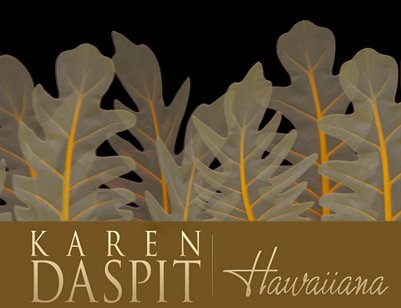 NEW Karen Daspit Hawaiiana