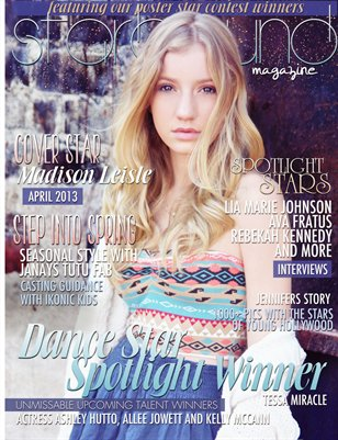 Starbound Magazine April Issue 2013