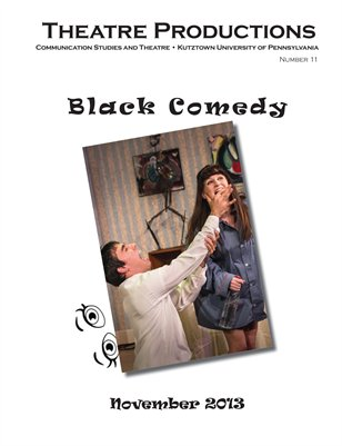 Black Comedy - Nov. 2013