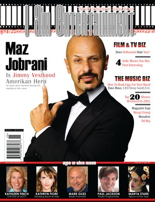 I Am Entertainment JAN/FEB '13 Issue 20