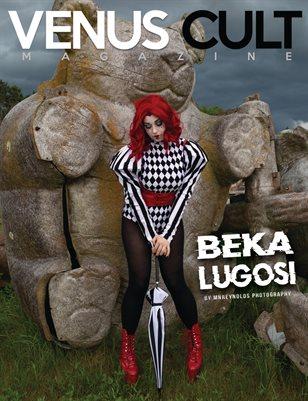 Venus Cult No.12 – Beka Lugosi Cover