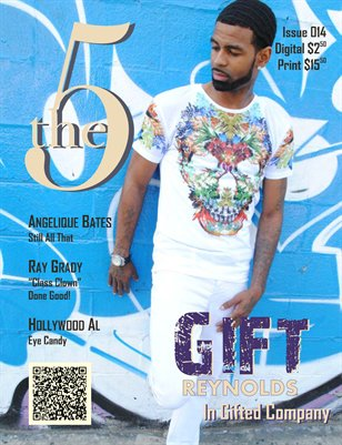 The 5 Magazine :: Issue 014 :: Young & Gifted