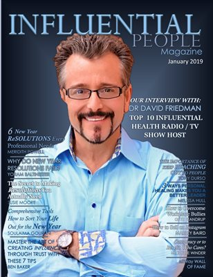 Influential People Magazine January 2019