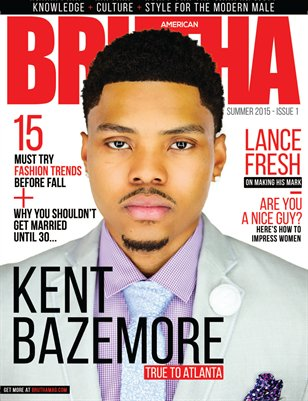 American Brutha Summer 2015 Issue #1