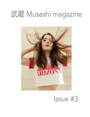 Musashi Magazine #3