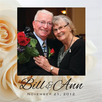 Bill's Wedding Album