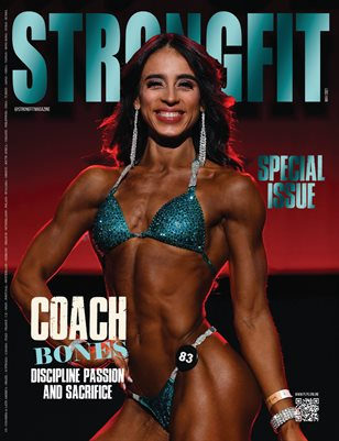 STRONGFIT Magazine SPECIAL ISSUE - COACH BONES - May/2021 - PLPG GLOBAL MEDIA