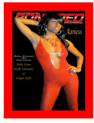 Bonafied Magazine Aariess