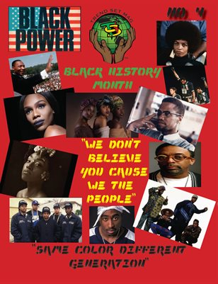 TrendSetMag Black History