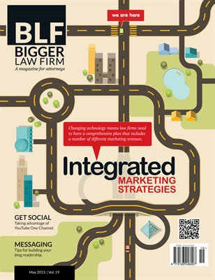 Integrated Marketing Strategies – May 2013
