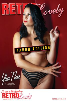 Ylva Noir Cover Poster