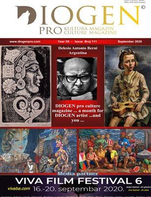 DIOGEN pro art magazine...No.111