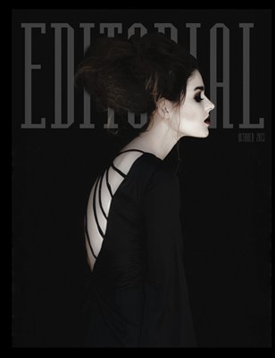 Editorial October 2013 - Dark Fashion