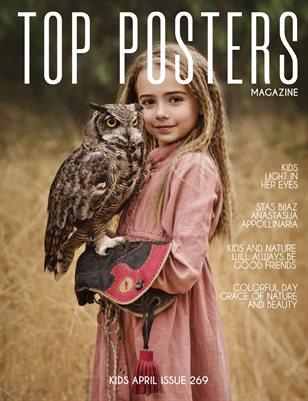 TOP POSTERS MAGAZINE- KIDS, APRIL(vol 269)