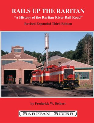 RAILS UP THE RARITAN - The Third Edition