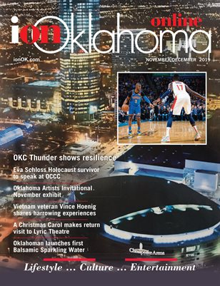 ion Oklahoma Magazine  November- December 2019
