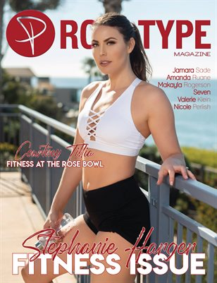 Prototype Magazine Fitness Issue 2019 Volume II