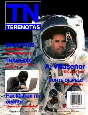 """#45 Armando Villasenor, """"El Cyber-Tron"""""""