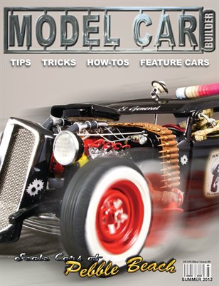 Model Car Builder Book 9