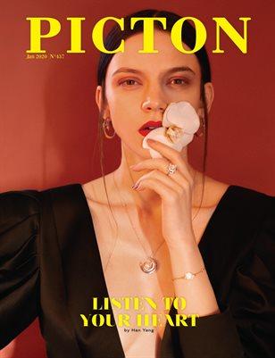 Picton Magazine February  2020 N437 Cover 1