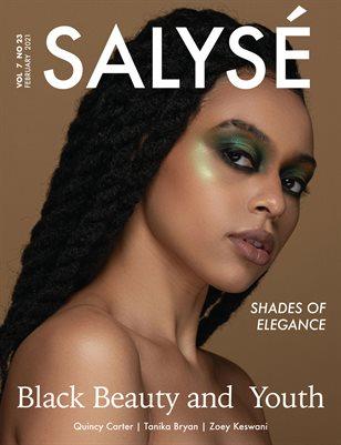 SALYSÉ Magazine | FEBRUARY 2021 | VOL 7 NO 23