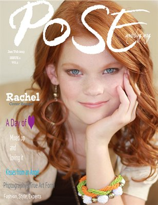POSE modeling mag (issue 1. vol.3) 2013