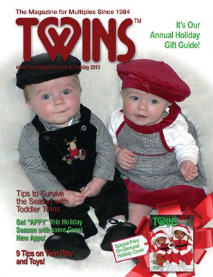 TWINS Holiday 2013 - Option 1