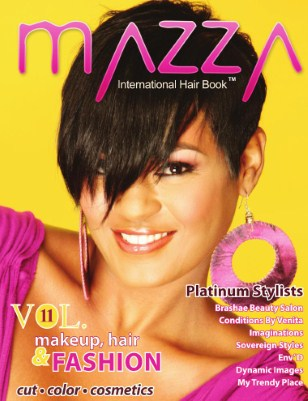 Mazza Int'l Hair Vol. 11
