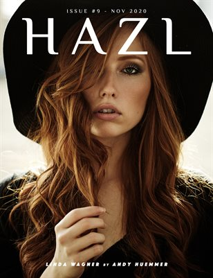 HAZL Magazine: ISSUE #9 - Nov 2020