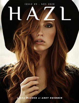 HAZL Magazine: ISSUE #9 - Nov 2020