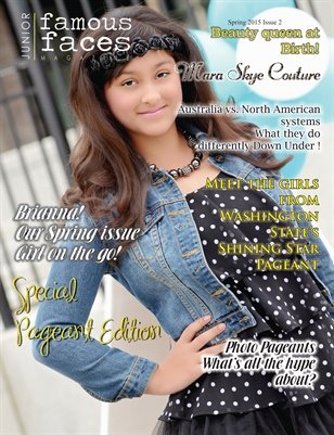 Junior Famous faces Spring 2015