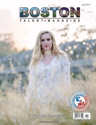 Boston Talent Magazine July 2017 Edition