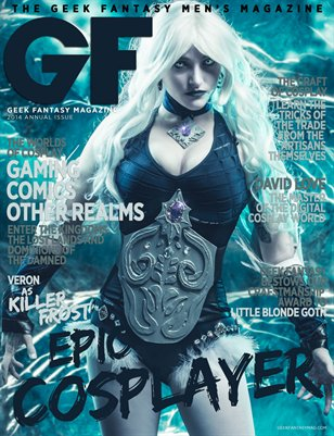 Geek Fantasy - 2014 Epic Cosplayer - Killer Frost