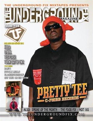 The Underground Fix Magazine Issue #38