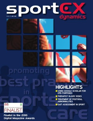 sportEX dynamics: July 2011 (Issue 29)