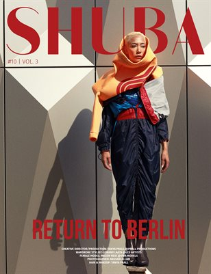 SHUBA MAGAZINE #10 VOL. 3