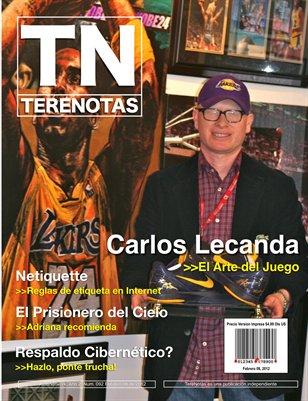 Carlos Lecanda... El Arte del Juego
