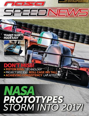 NASA Speed News June 2017